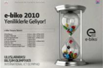 E-biko'10 Uluslararası Bilişim Olimpiyatı