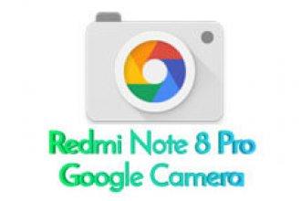 Xiaomi Redmi Note 8 Pro'ya Gcam (google camera) yüklemek
