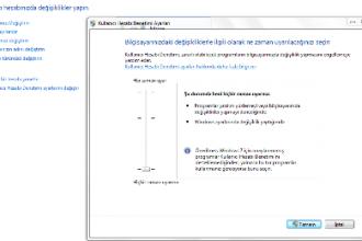 Windows Dep Uyarısını Kapatmak