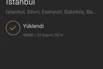 Bu Yandex.Navigasyon'u Daha Çok Seveceksiniz